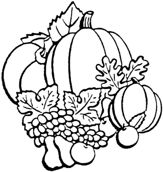 Fall Leaves Clipart Black And White Border Free