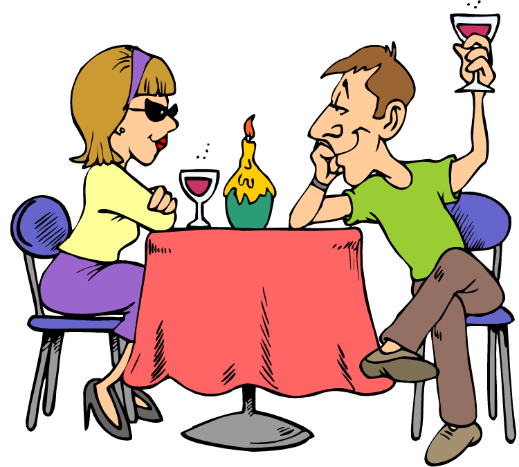Family Dinner Clipart Free Clipart Images