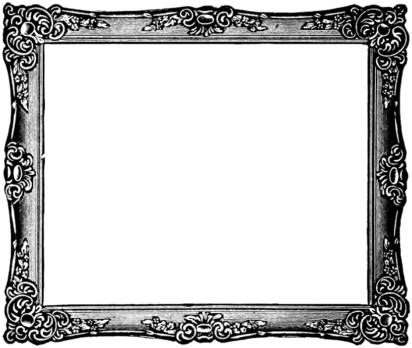 Best Picture Frame Clip Art #16795 - Clipartion.com