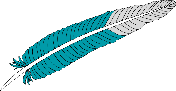 Feather Clip Art At Vector Clip Art Online Royalty
