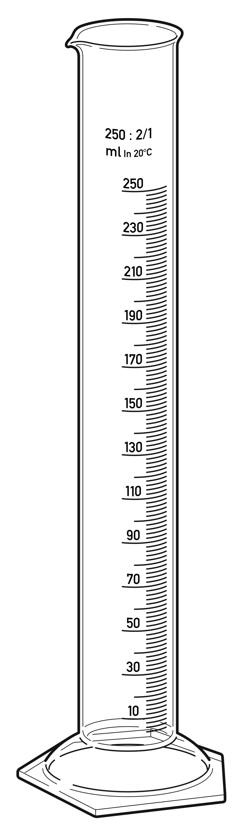 File Graduatedcylinder Wikimedia Commons