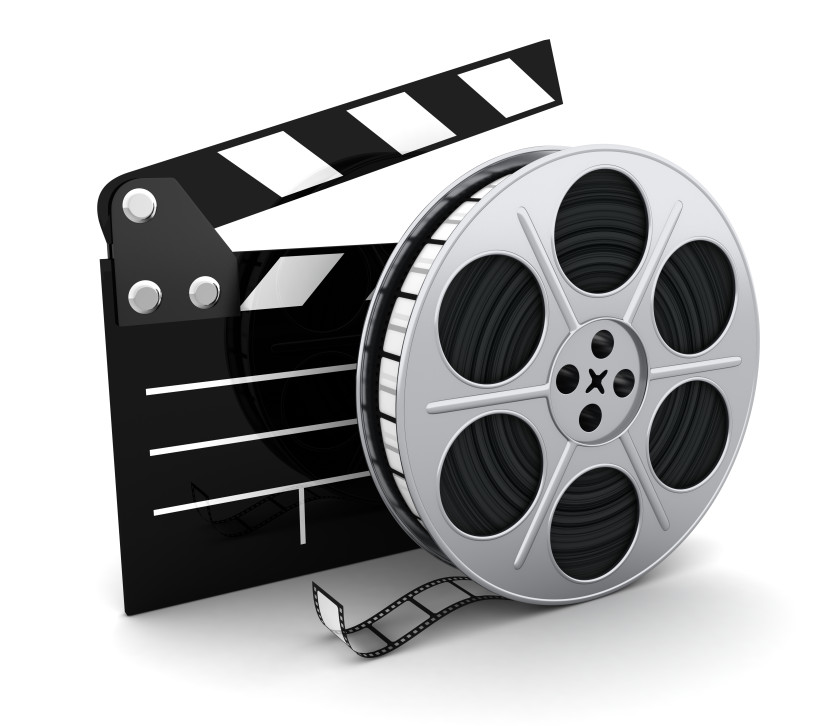 Film Reel Clipart Free Clip Art Images