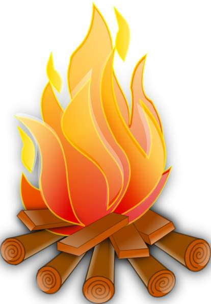 Fire Clip Art Images Home Improvement Gallery