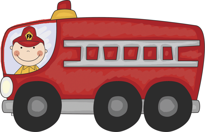 Fire Truck Clipart Free Clip Art Images