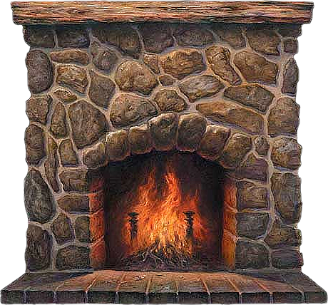 fireplace-clip-art Wfi Png