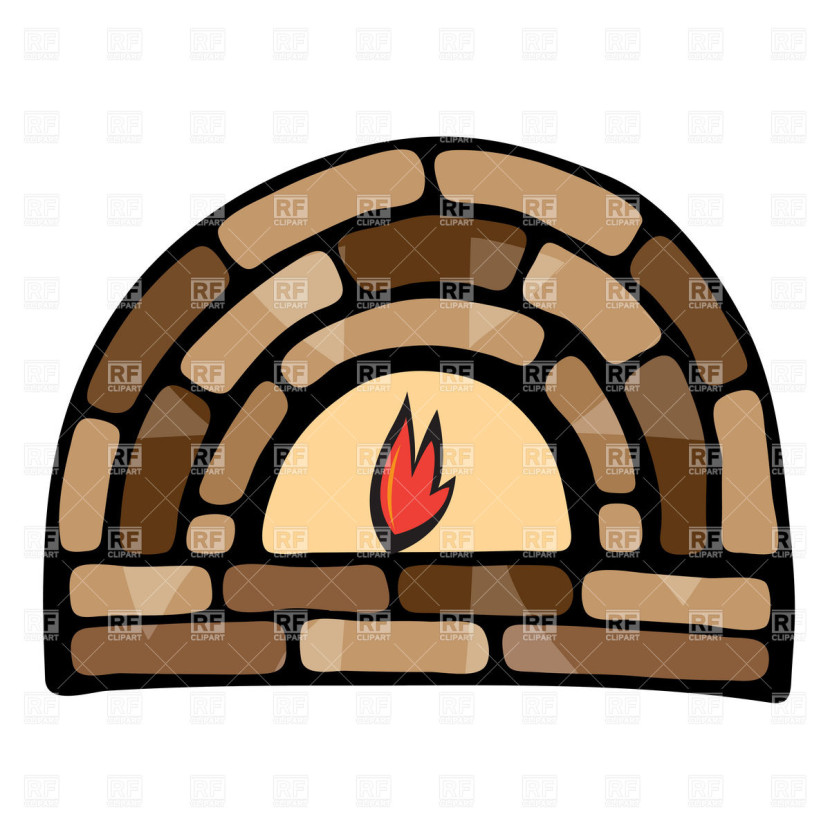 Fireplace Clip Arts Clipart Pictures