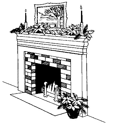 Fireplaces Clip Art Modern Fireplace Walls Design Ideas Home