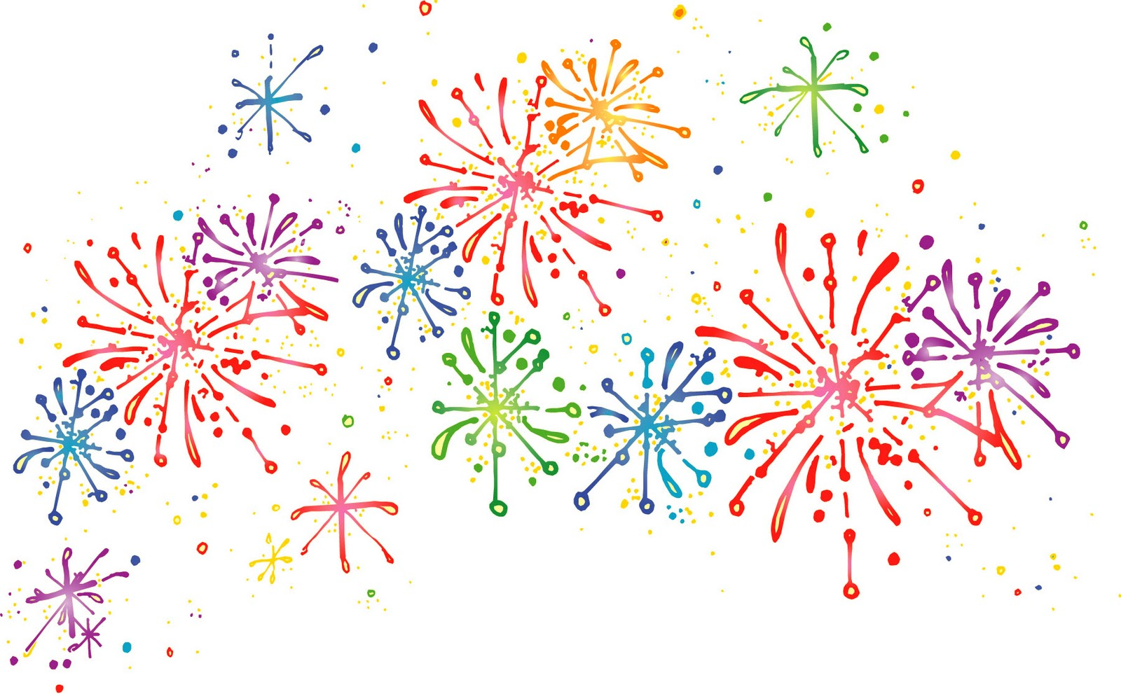 Fireworks Clipart Free Clip Art Images