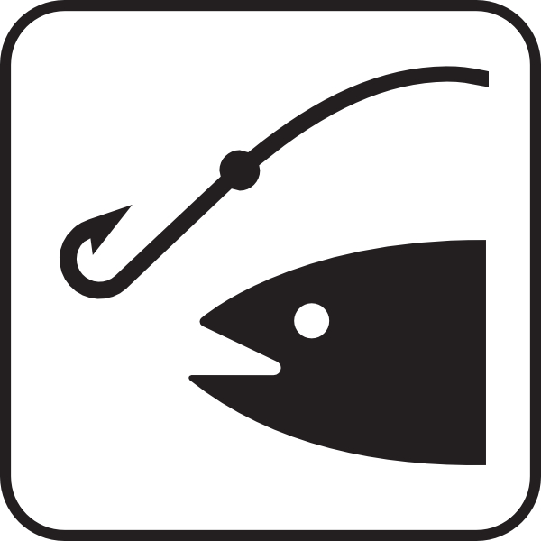 Fishing Clip Art Free Vector 4vector