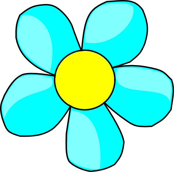 Flower Clip Art With Transparent Background Free