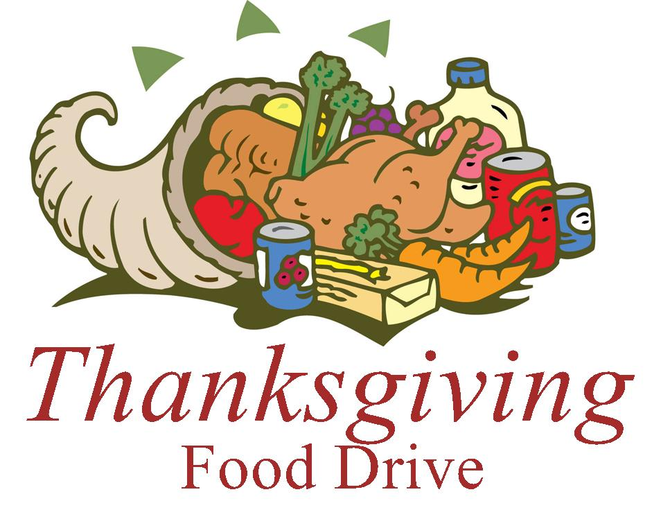Focus Thanksgiving Food Drive Clipart Free Clip Art Images