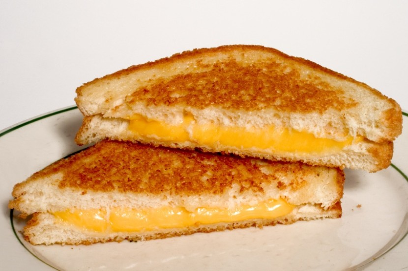 Best Grilled Cheese Clipart #14112 - Clipartion.com
