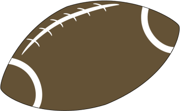 Football Ball Clip Art Image Free Clipart Images