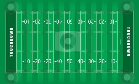 Football Field Clipart Item 3 Vector Magz Free Download