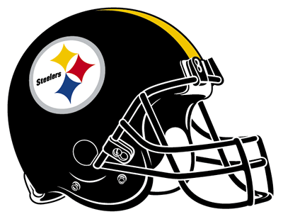 Football Helmet Drawing Steelers Free Clipart Images