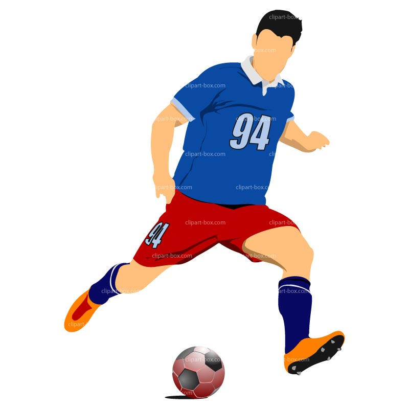 Football Player Images Clip Art