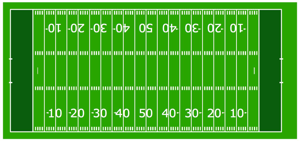 Best Football Field Clipart 20877  Clipartioncom