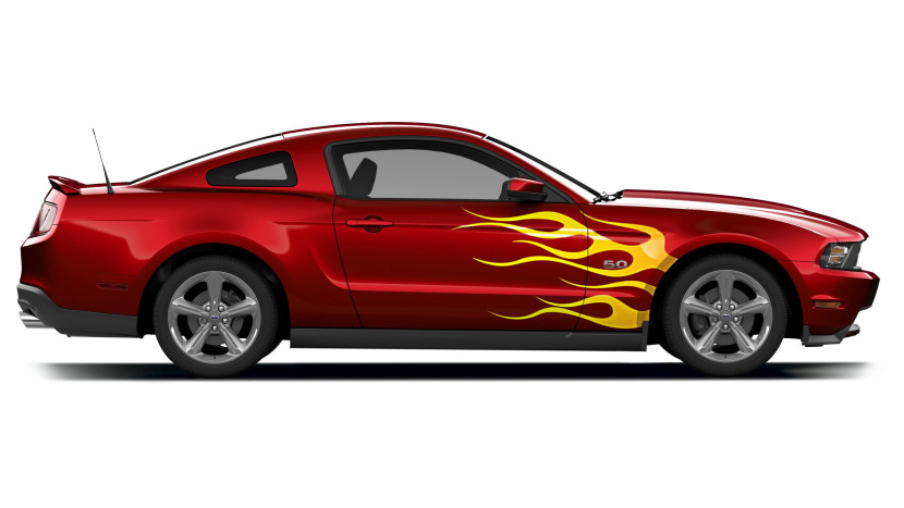 Ford Mustang Shelby Clipart Free Clip Art Images