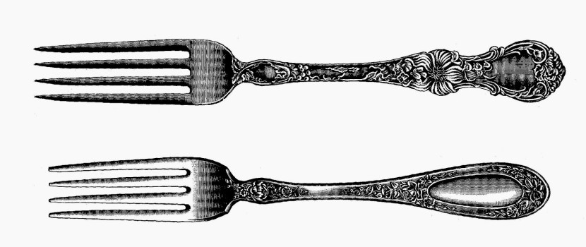 Fork And Spoon Clipart Free Clip Art Images