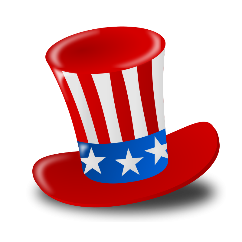 Free 4th Of July Clipart Independence Day Graphics