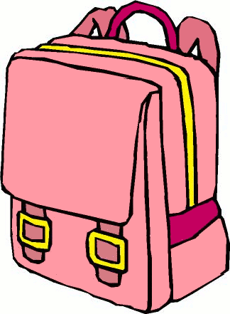 Free Backpack Clipart Public Domain Backpack Clip Art Images