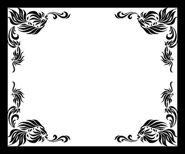 free borders border clip art frames various designs black and white wallpaper borders hd wallpapers and pictures