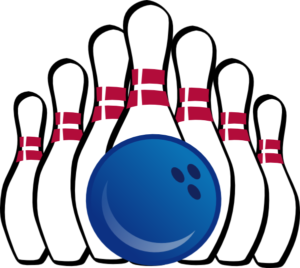 Free Bowling Clipart Printable Free Clipart Images