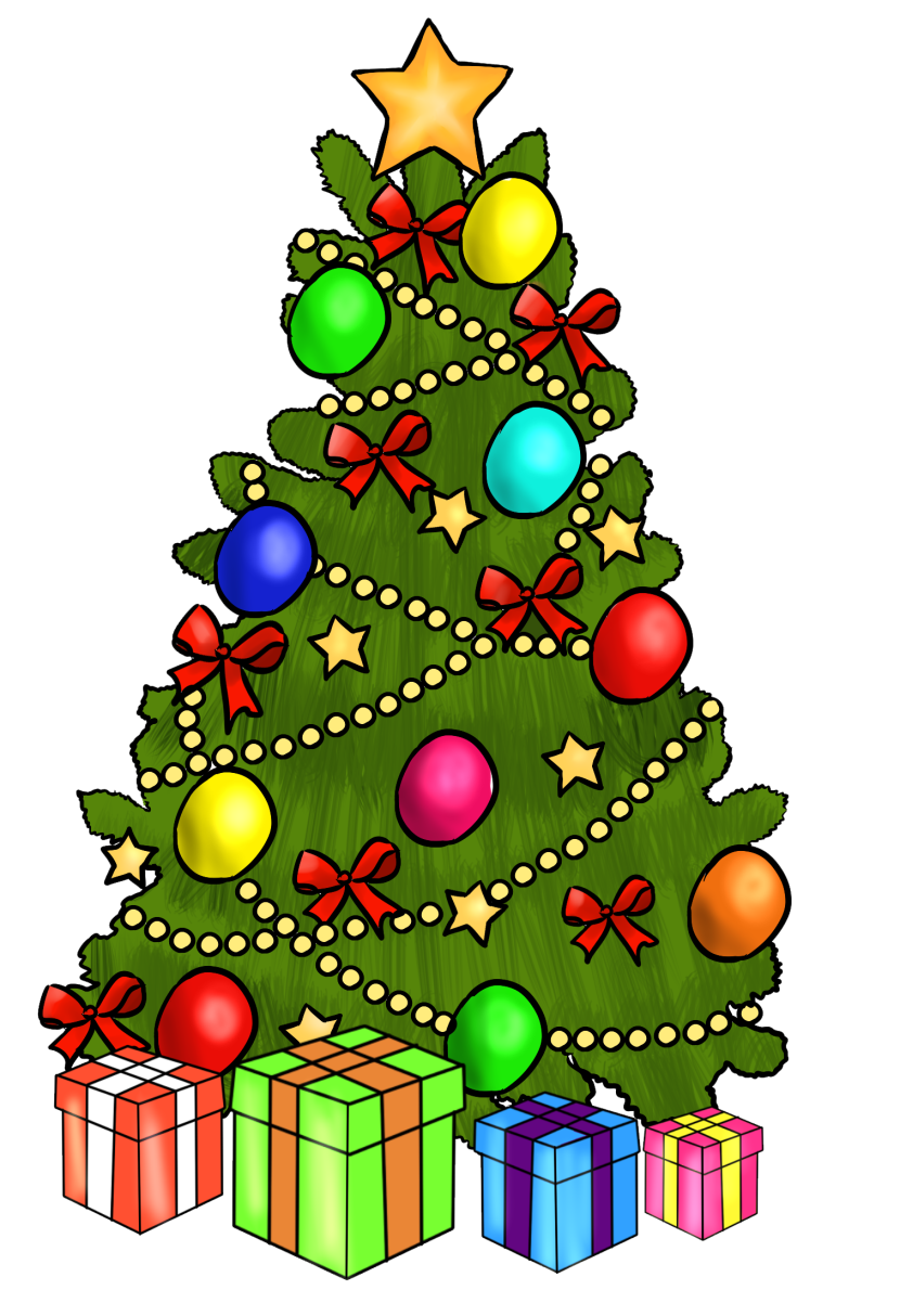 Free Christmas Clipart Holidays Clip art