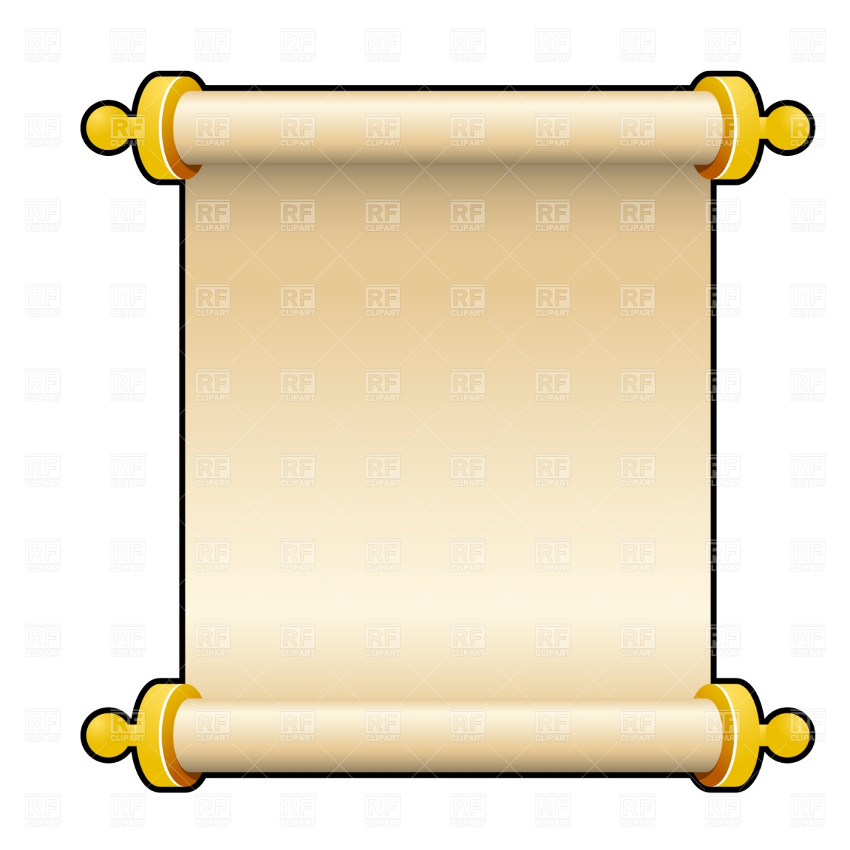 Free Clip Art Borders Scroll Free Clipart Images
