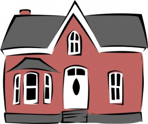 Free Clip Art House
