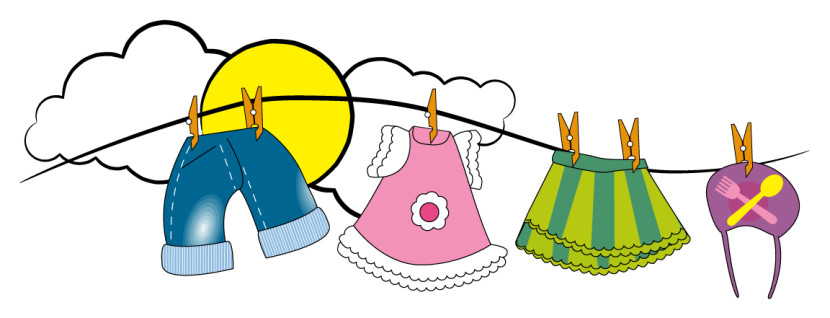 Free Clothes Clip Art