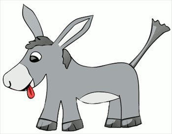 Free Donkeys Clipart Free Clipart Graphics Images And Photos