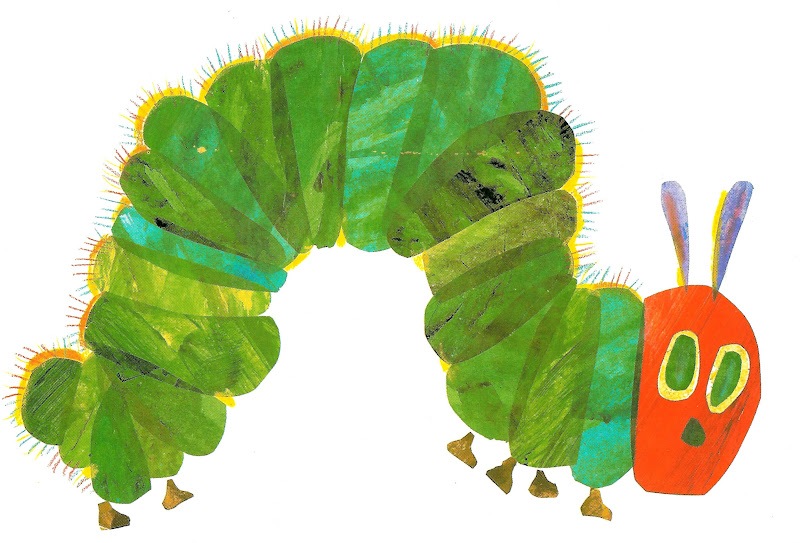Free Hungry Caterpillar Printable