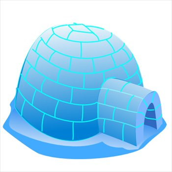 Free Igloo Clipart Free Clipart Graphics Images And Photos