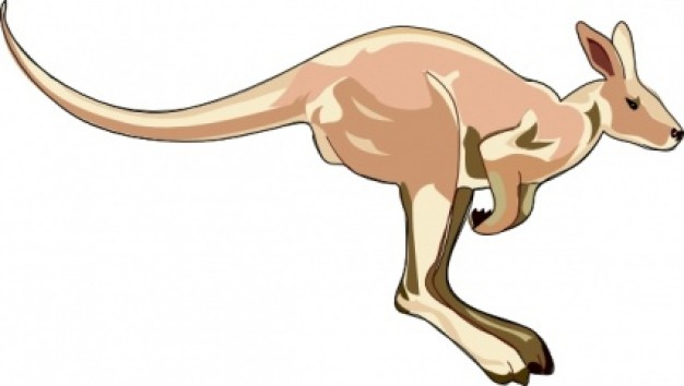 Free Kangaroo Images Clipart Free Clip Art Images