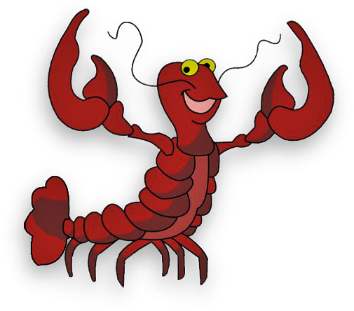 Free Lobsters Animated Lobsters Clipart