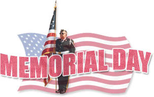 Free Memorial Days Memorial Day Animations Clipart