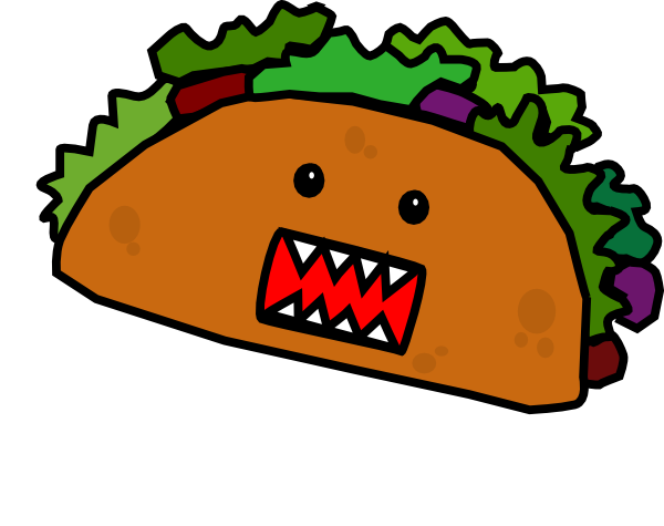 Free Mexican Taco Clipart Free Clip Art Images