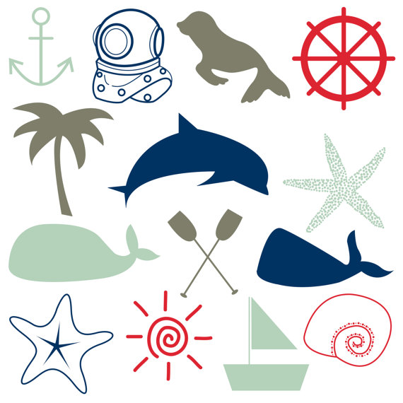 Free Nautical Clip Art