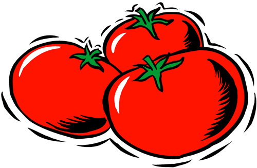 Free Ripe Tomato Clipart Free Clip Art Images