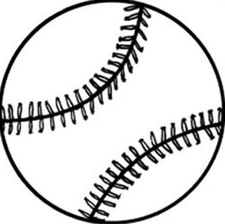 Free Softball Clipart Border Free Clipart Images