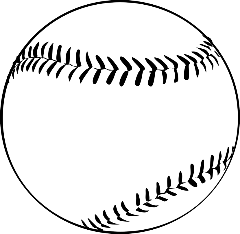 Best Softball Clip Art #12215 - Clipartion.com