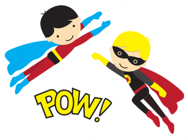 Free Superhero Clipart Graphics Free Clipart Images