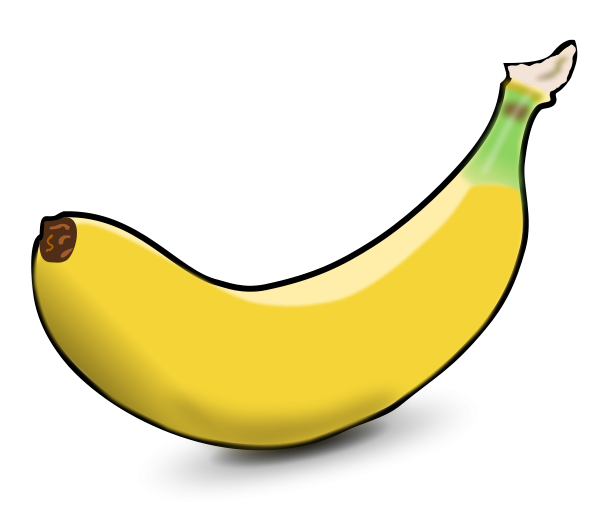 Free To Use Amp Public Domain Banana Clip Art Page 2