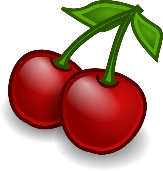 Free To Use Amp Public Domain Cherries Clip Art