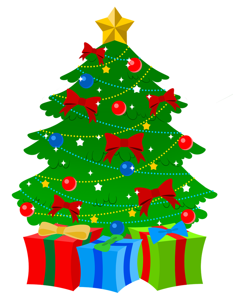 Free To Use Amp Public Domain Christmas Tree Clip Art
