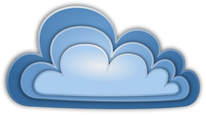 Free To Use Amp Public Domain Cloud Clip Art Page 2