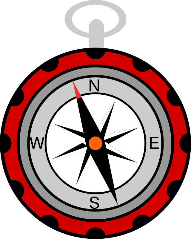 Free To Use Amp Public Domain Compass Clip Art