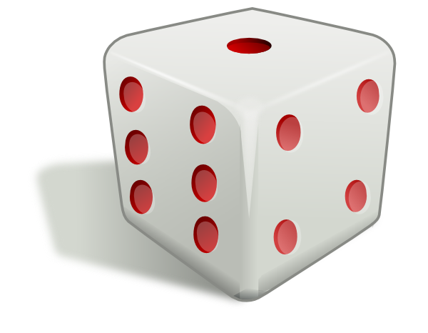 Free To Use Amp Public Domain Dice Clip Art