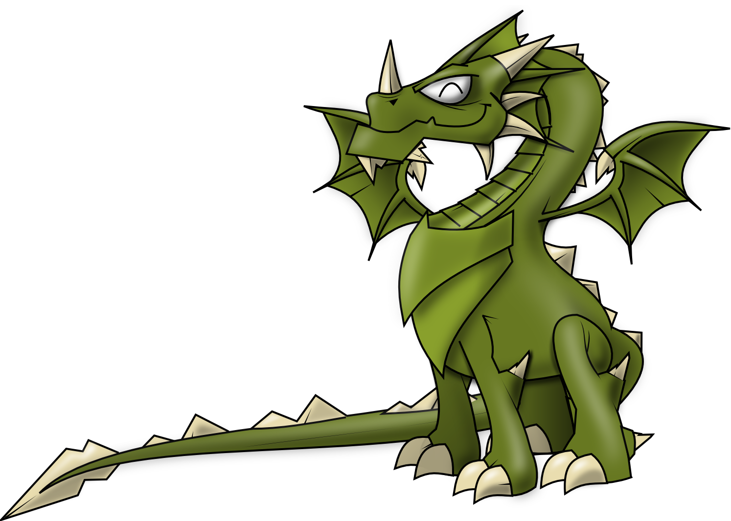 Best Dragon Clipart #5915